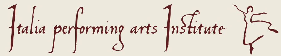 Italia Performing Arts Institute Logo